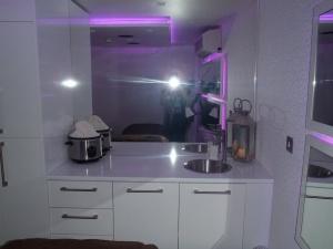 Zen lifestyle treatment room