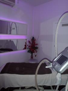 Zen lifestyle treatment room, cellulite treatment