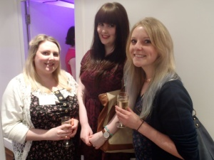 Lovely bloggers at zen lifestyle beauty networking event
