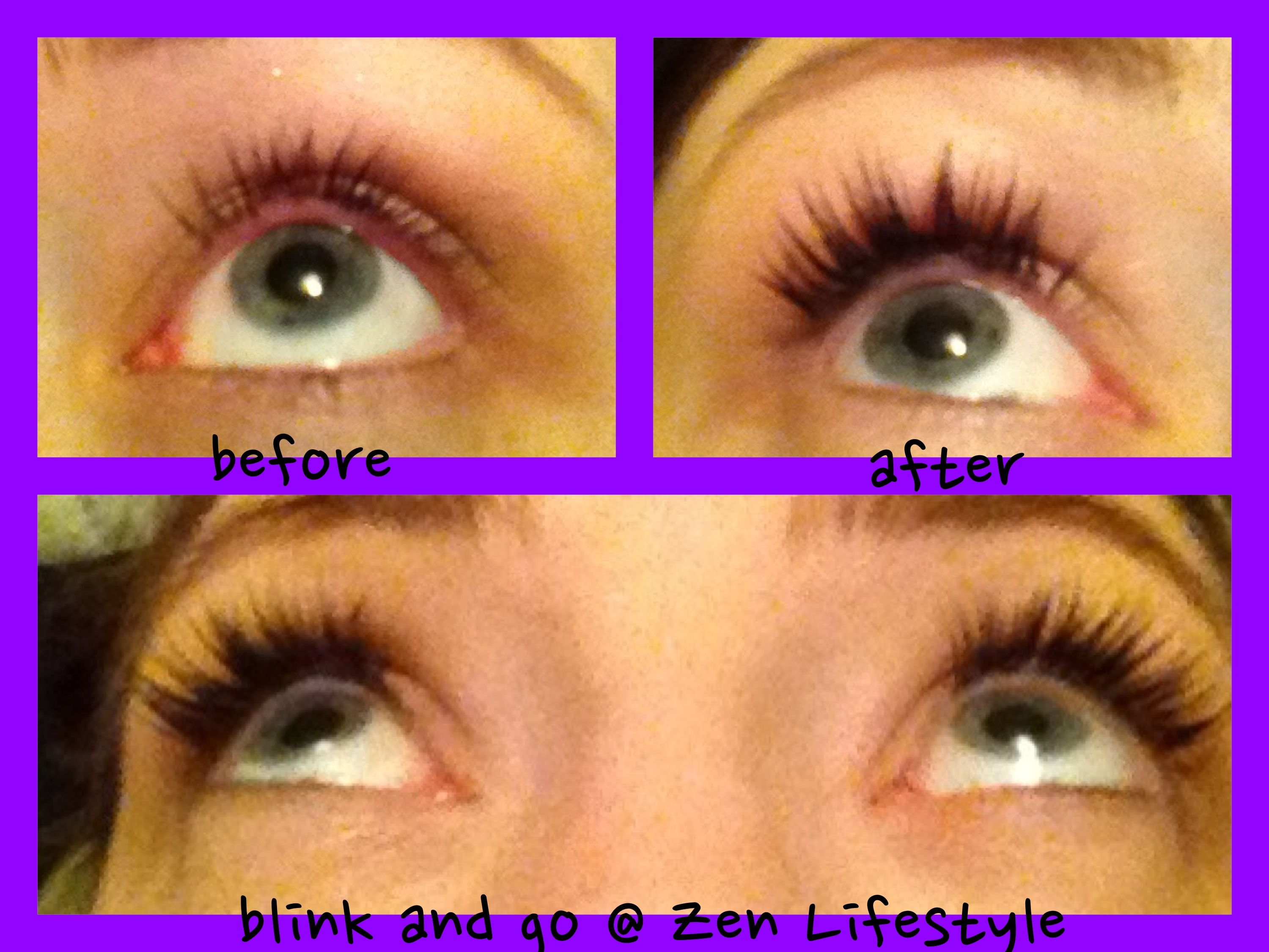 Blink And Go Lashes Jade Rebecca