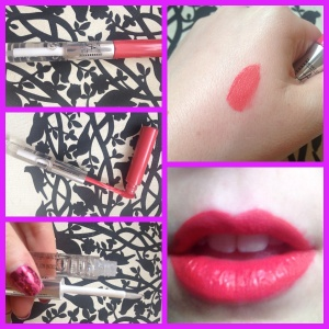 Atelier Paris long lasting lip colour