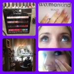 wo:mankind beauty Stockbridge party lashes shellac Cakepop
