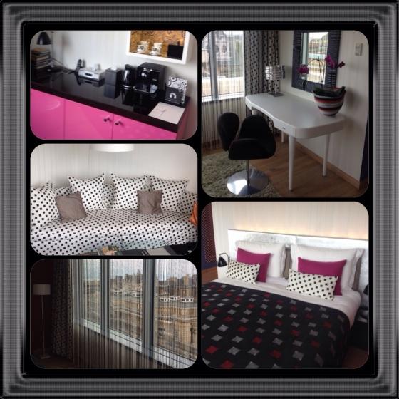 Missoni hotel suite