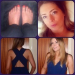 Fakebake spray tan and Jessica pedicure at Ziena Beauty Therapy